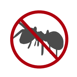 no pest icon